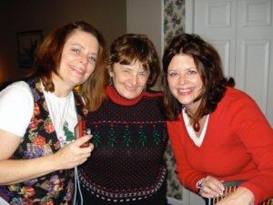 Sis, Mom & Me